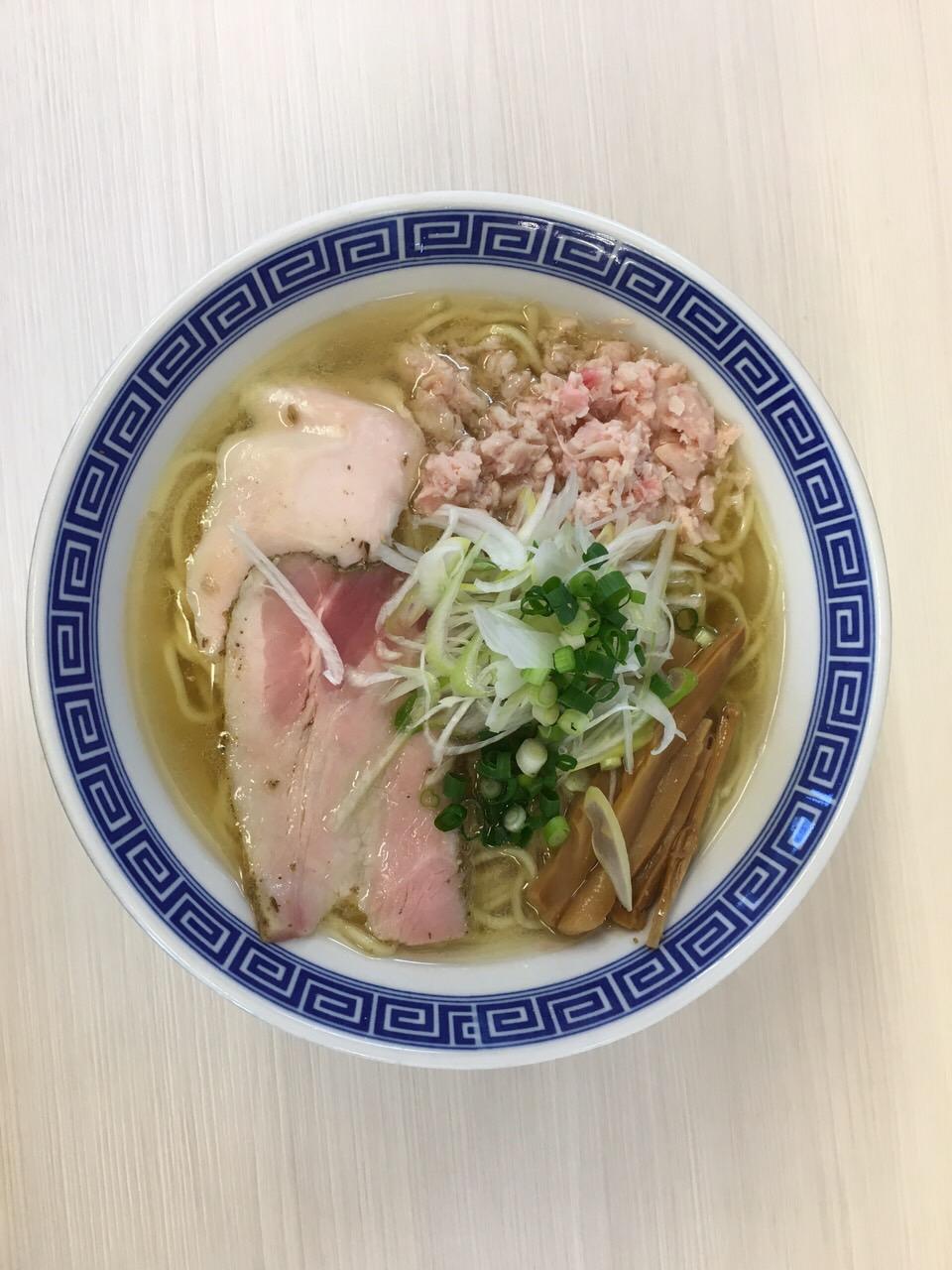 「鶏だしらーめん蒼生」オープン(3月7日)のお知らせ